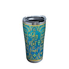 Disney Aladdin Pattern 20 oz Stainless Steel Tumbler with lid