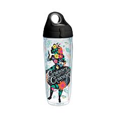 Disney Alice Curiouser 24 oz Water Bottle with lid