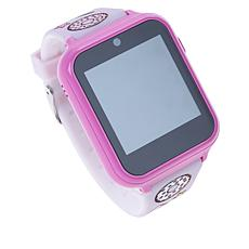 Disney Minnie Mouse Kids' Pink Interactive Smart Watch