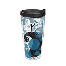 Disney Nightmare Before Christmas Story 24 oz Tumbler with lid