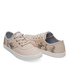 Disney x TOMS Sleeping Beauty Women's Carmel Sneaker