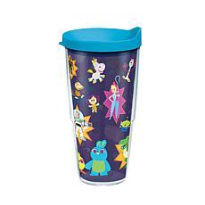 Disney/Pixar Toy Story 4 Collage 24 oz Tumbler with lid