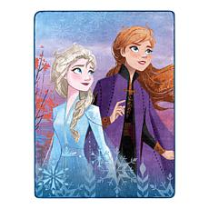 Disney's Frozen 2 - North Remembers 074 Silk Touch Throw Blanket