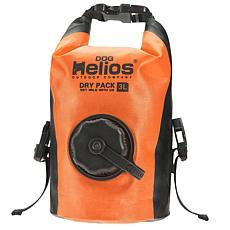 Dog Helios Grazer Waterproof Outdoor Travel Dry Food Dispenser Bag