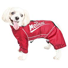 Dog Helios Hurricanine Heat Reflective Full Body Dog Jacket - Small