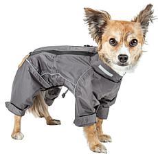Dog Helios Hurricanine Heat Reflective Full Body Dog Jacket - XS