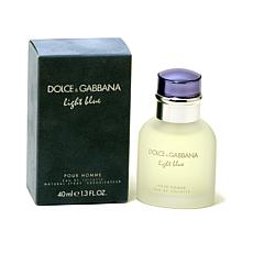 Dolce & Gabbana Light Blue Pour Homme EDT Spray - 1.3 fl. oz.