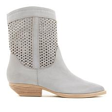 Dolce Vita Union Perforated Leather Pull-On Boot