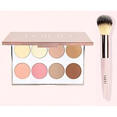 Doll 10 Complexion Enhancing Palette with Brush
