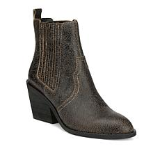 Donald J. Pliner Rivver Vintage Leather Pull-On Ankle Boot