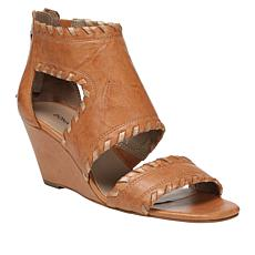 Donald J. Pliner Sami Leather Wedge Sandal