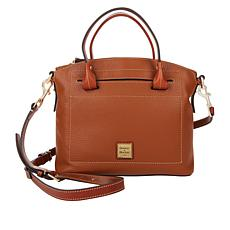 Dooney & Bourke Beacon Leather Dome Satchel