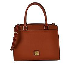 Dooney & Bourke Blair Pebble Leather Satchel