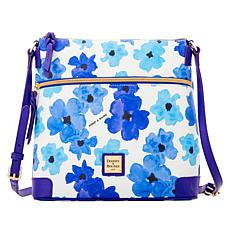 Dooney & Bourke Bloom Crossbody with Leather Trim