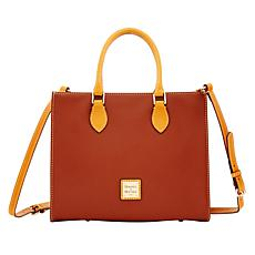 Dooney & Bourke Janine Leather Tote - Neutrals