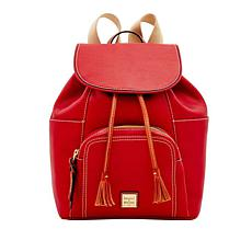 Dooney & Bourke Large Murphy Pebble Leather Backpack