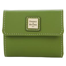 Dooney & Bourke Leather Beacon Flap Wallet