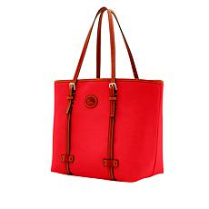 Dooney & Bourke Nylon East/West Shopper-Warm