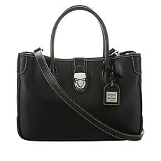 Dooney & Bourke Saffiano Leather Double Handle Tote