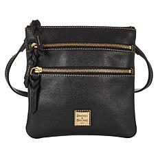 Dooney & Bourke Saffiano Leather North/South Crossbody