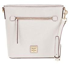 Dooney & Bourke Saffiano Leather Zip Crossbody