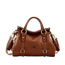 Dooney & Bourke Small Florentine Leather Satchel