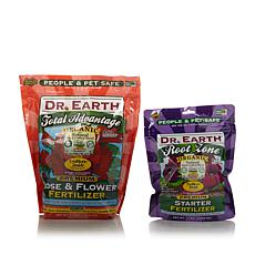 Dr. Earth 4lb Total Advantage Fertilizer w/Root Starter