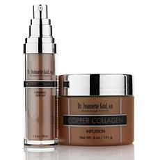 Dr. Graf M.D. Copper Collagen Infusion and Serum Duo