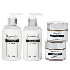 Dr. Jeanette Graf, M.D. Collagen Creme & Cleanser Double Up