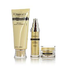 Dr. Jeannette Graf, M.D. Rejuvenation Retinol 3pc Kit