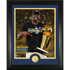 "Draymond Green 2017 NBA Finals ""Trophy"" Coin Photo Mint"