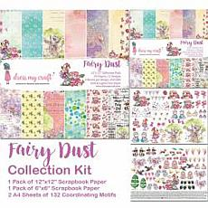 Dress My Craft Collection Kit - Fairy Dust