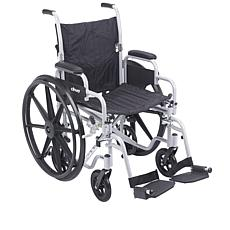 Drive Medical PolyFly Lightweight Transport Chair