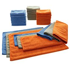 Dura Fiber 36-pack Microfiber Cloths