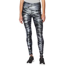 DYI High-Shine Printed Legging
