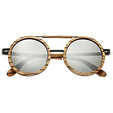 Earth Wood Bondi Polarized Sunglasses