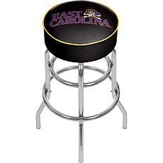 East Carolina University Padded Bar Stool