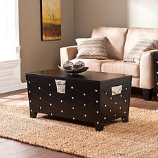 Easton Nailhead Cocktail Table Trunk