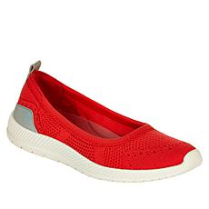 easy spirit Glitz Slip-On Sport Flat Walking Shoe