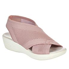 easy spirit Missy Stretch Wedge Sandal