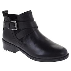 easy spirit Reward Leather Easy-On Bootie