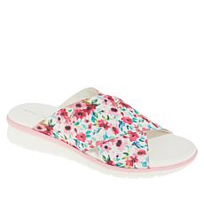 easy spirit Saffa X-Band Stretch Slide Sandal