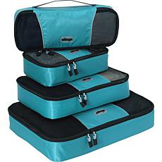 eBags Packing Cube 4-piece Classic Plus Set