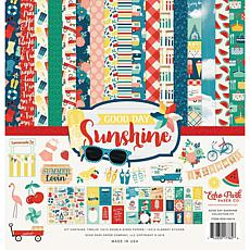 Echo Park Collection Kit 12X12 - Good Day Sunshine