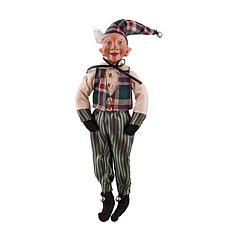 Egbert Elf Figurine