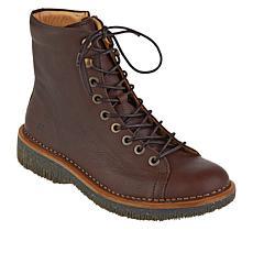 El Naturalista Volcano Leather Water-Resistant Hiking Boot