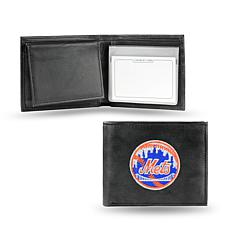 Embroidered Billfold - New York Mets