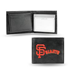 Embroidered Billfold - San Francisco Giants