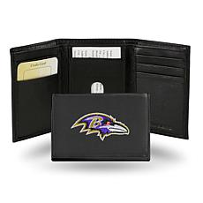 Embroidered Trifold - Baltimore Ravens
