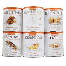 Emergency Essentials® 6-Can Breakfast Pack